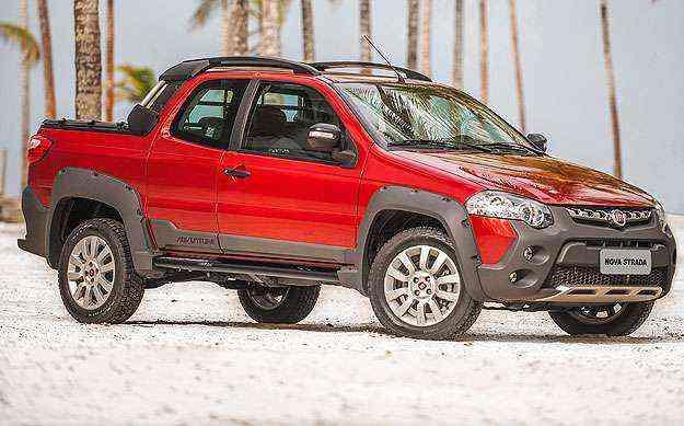 Strada Adventure 1.8 Cabine Dupla  - R$ 56.990 - Fiat/Divulgação