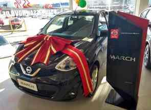 Nissan March Sv 1.6 16v Flexstart 5p Mec. em Varginha, MG valor de R$ 53.900,00 no Vrum