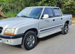 Chevrolet S10 Pick-up Luxe 2.8 4x2 CD Tb Int.dies. em Belo Horizonte, MG valor de R$ 45.900,00 no Vrum