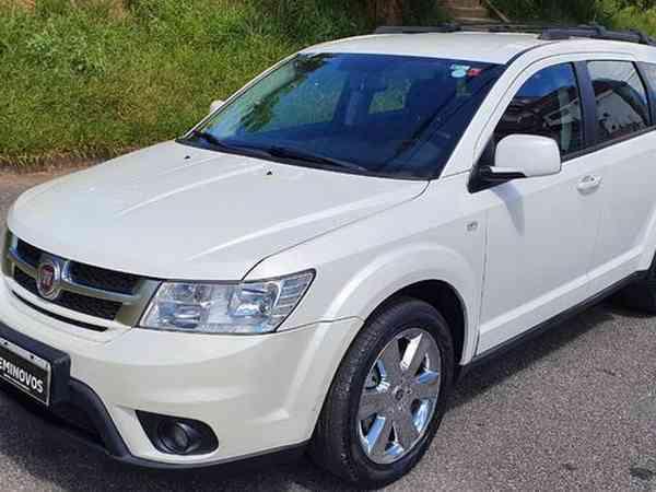 Fiat Freemont Emot./Precision 2.4 16v 5p Aut. 2014 R$ 57.900,00 MG VRUM