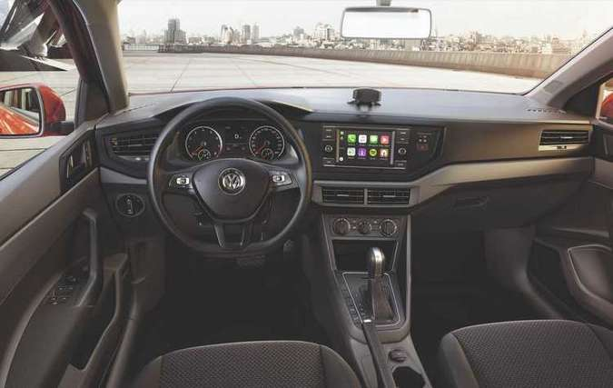FOTO: Volkswagen / Divulgação (foto: FOTO: Volkswagen / Divulgação )