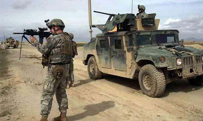 O militar Humvee em missão pelo mundo(foto: Reprodução/www.armyrecognition.com)