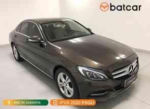 Mercedes-benz C-180 1.6 Turbo 16v/Flex 16v Aut. em Brasília/Plano Piloto, DF valor de R$ 99.500,00 no Vrum