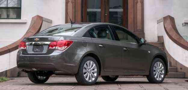 Cruze é equipado com motor 1.8 Ecotec de 144 cv (a etanol) e 140 cv (a gasolina) - Chevrolet/divulgação