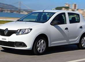 Renault Sandero Authentique Flex 1.0 12v 5p em Pouso Alegre, MG valor de R$ 43.990,00 no Vrum