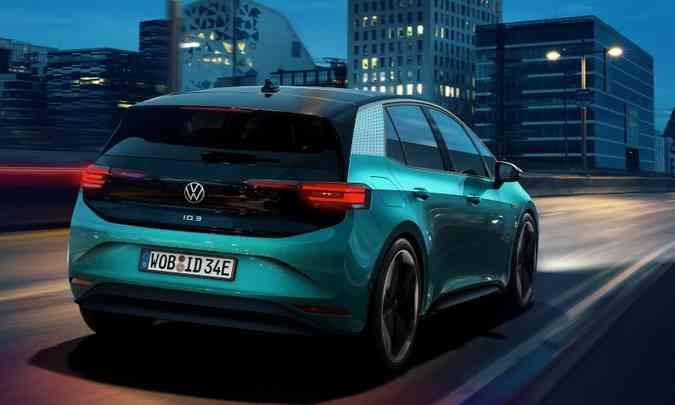 Volkswagen ID.3(foto: Volkswagen/Divulgação)