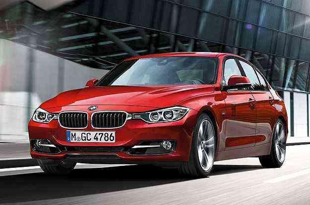 Série 3 será o primeiro veículo produzido pela BMW no Brasil - Bmw/Divulgação