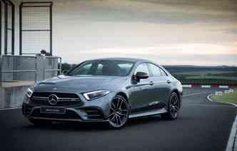 Carro custará R$ 599 mil. Foto: Mercedes-Benz / Divulgação