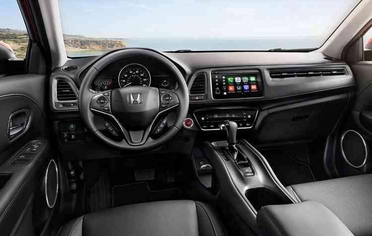 Principais mudanças estão na cabine do veículo. Foto: Honda / Divulgação -