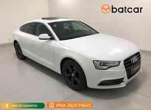 Audi A5 Sportb. 2.0 16v Tfsi Quat. S-tronic em Brasília/Plano Piloto, DF valor de R$ 81.000,00 no Vrum