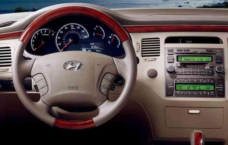 Hyundai anuncia recall do Azera no Brasil