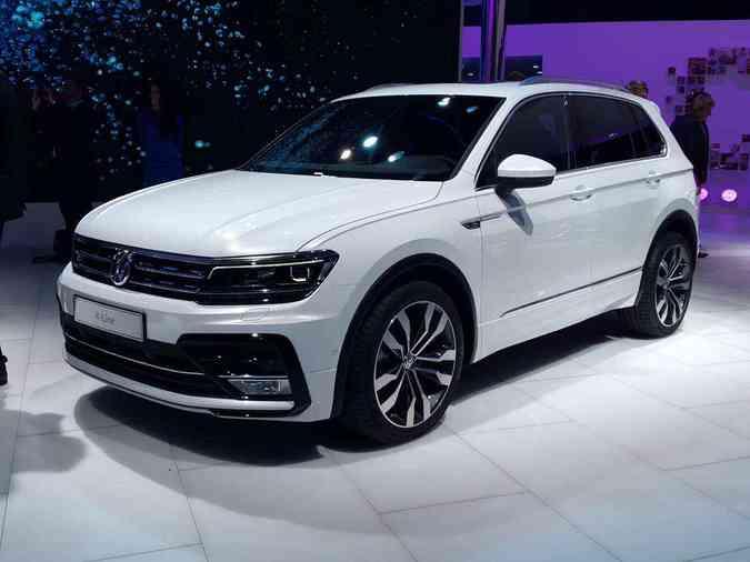 VW Tiguan(foto: Pedro Cerqueira/EM/D.A Press)