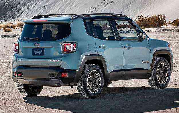 No Brasil, o Jeep terá opção do conhecido motor E-torQ 1.6 16V - Jeep/Divulgação