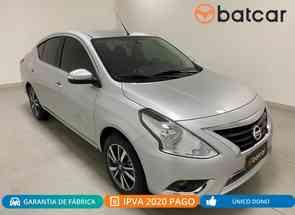 Nissan Versa Sl 1.6 16v Flexstart 4p Aut. em Brasília/Plano Piloto, DF valor de R$ 63.500,00 no Vrum