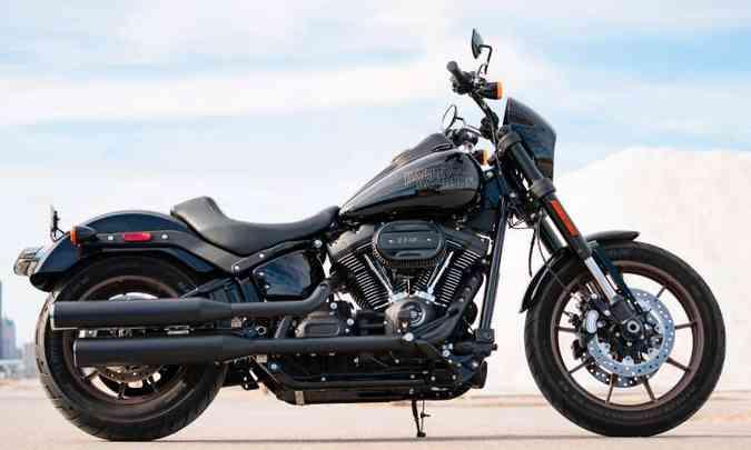 Harley-Davidson Softail Low Rider S(foto: Harley-Davidson/Divulgação)