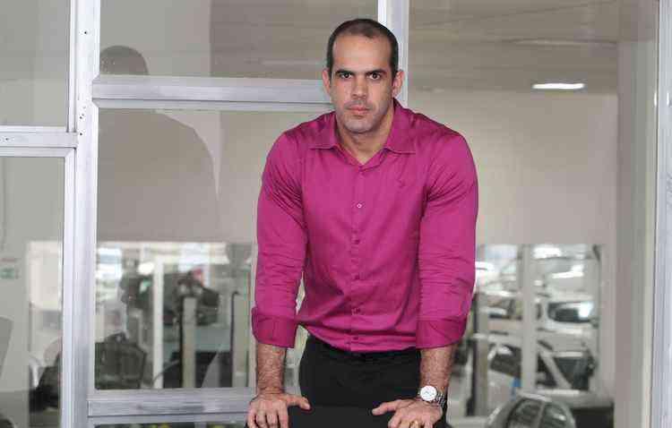 Thiago Cavalcanti da Tambaí: melhoras no segundo semestre - Nando Chiappetta/DP