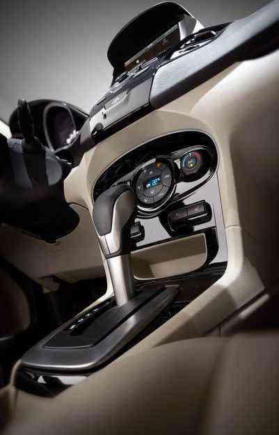 Câmbio PowerShift da Ford é um dos mais modernos do país - Ford/Divulgacao