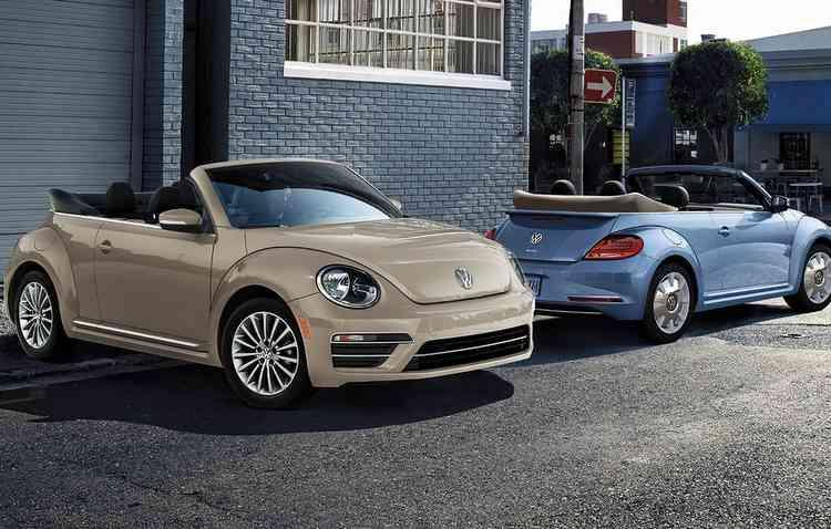 Modelo que faz parte da história da marca deixa as linhas de produção em 2019, com a versão Final Edition. Foto: Volkswagen / Divulgação -