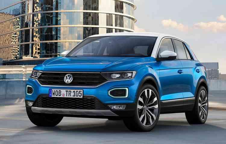 Volkswagen produz T-Roc cabrio na Alemanha. E há razões para isso