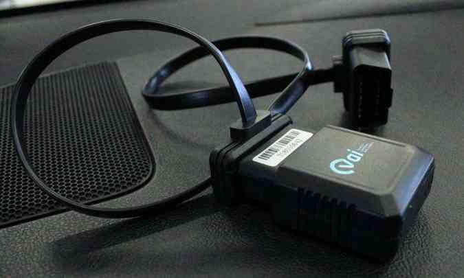 O VAI fornece relatórios de condução e performance, além de monitorar as condições do carro e necessidade de reparos ou revisão(foto: Wings/Divulgação)