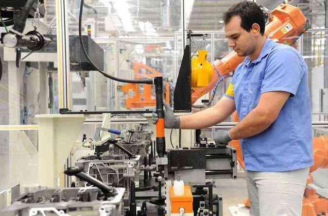 Marca vai investir R$ 460 milhões na fábrica de motores até 2018(foto: Volkswagen/Divulgação)