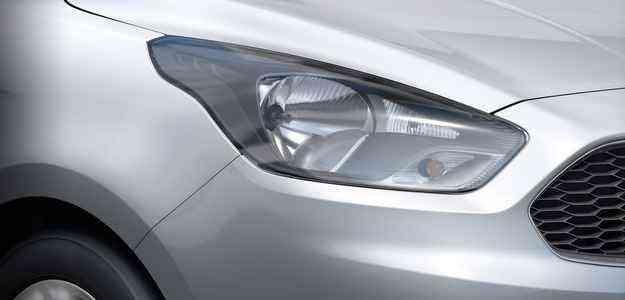 Luzes dianteiras modernizam visual  - Ford/divulgação