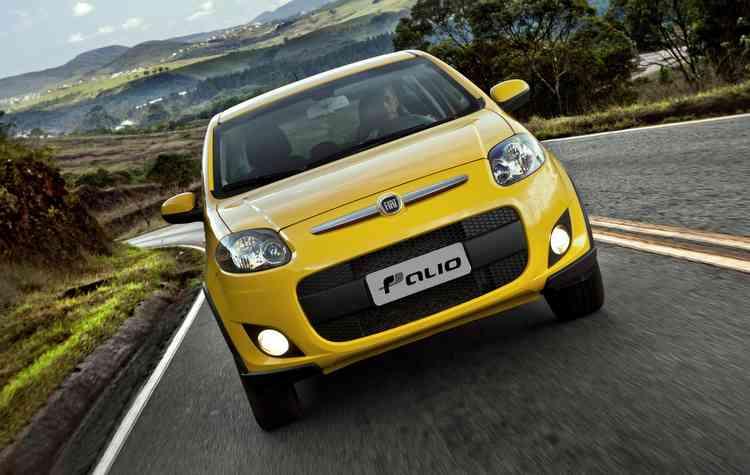 Carros amarelos são os mais procurados nos classificados  - Fiat / Divulgação