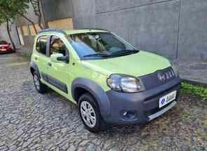 Fiat Uno Way 1.4 Evo Fire Flex 8v 5p em Belo Horizonte, MG valor de R$ 25.990,00 no Vrum