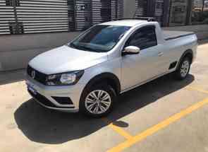 Volkswagen Saveiro Robust 1.6 Total Flex 8v em Belo Horizonte, MG valor de R$ 56.900,00 no Vrum