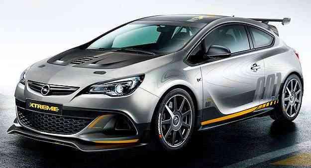 Versão apimentada do Astra possui motor 2.0 turbo com  300 cavalos de potência - Opel/Divulgação