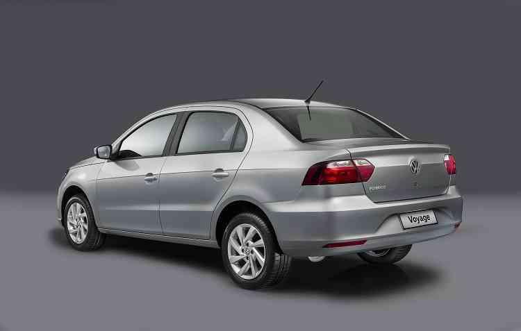 Volkswagen disponibilizou alguns pacotes opcionais para os modelos. Foto: Volkswagen / Divulgação -