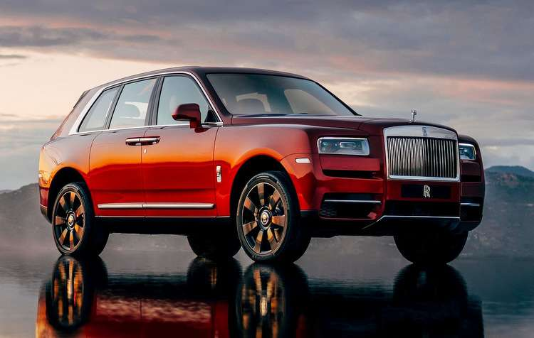 Rolls Royce / Divulgação