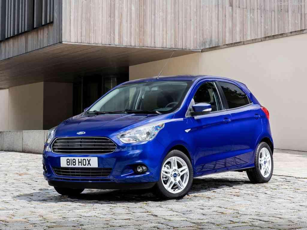 Ford KA recebeu uma estrela em 2017 - Ford/ Divulgação