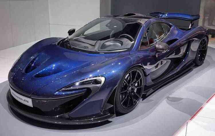 Modelo se encaixa na categoria super esportivo e luxo - Shamee 150 / Divulgação