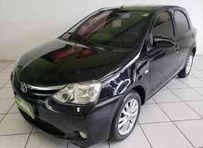 Toyota Etios Xs 1.5 Flex 16v 5p Mec. em Belo Horizonte, MG valor de R$ 31.500,00 no Vrum