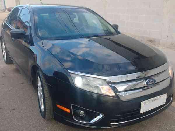 Ford Fusion Sel 2.5 16v 173cv Aut. 2011 R$ 36.800,00 MG VRUM