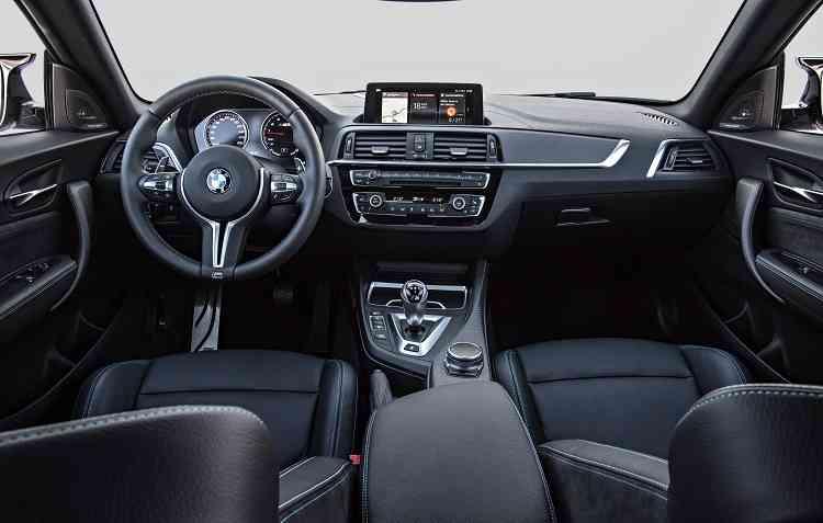 Novidade conta com opções para melhora o prazer na direção. Foto: BMW / Divulgação -