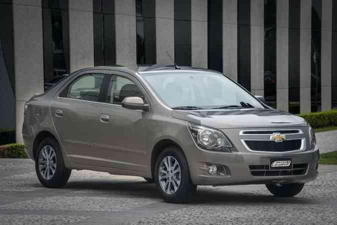 Chevrolet Cobalt Graphite 2015Chevrolet/Divulgação