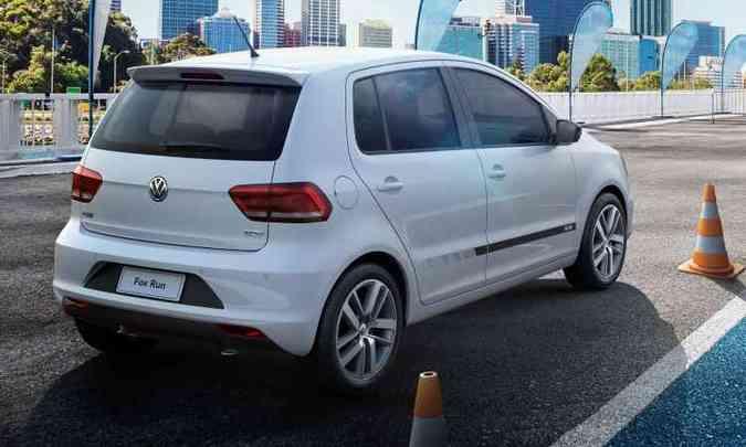 Volkswagen Fox Run(foto: Volkswagen/Divulgação)