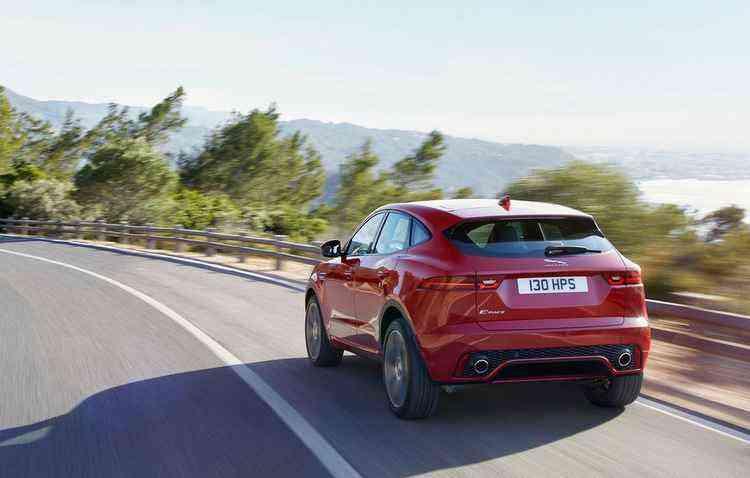 Valor de comercialização do veículo em outros mercados fica na casa dos R$ 123 mil - Jaguar / Divulgação