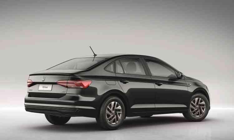 Ambos são equipados com transmissão automática de seis marchas e controles de estabilidade e tração - Volkswagen/Divulgação