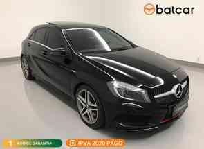 Mercedes-benz Classe a 250 2.0 Tb Sport Aut. em Brasília/Plano Piloto, DF valor de R$ 101.000,00 no Vrum