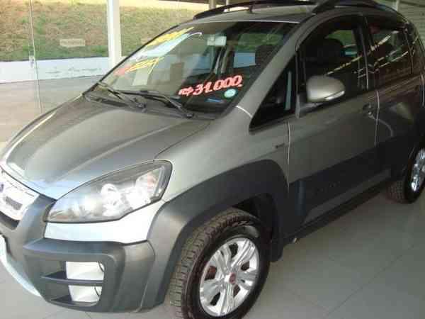Fiat Idea Advent./ Adv.locker 1.8 Mpi Flex 5p 2011 R$ 24.900,00 MG VRUM