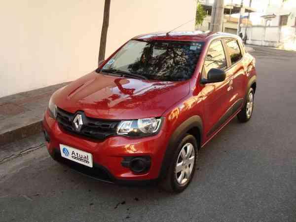 Renault Kwid Zen 1.0 Flex 12v 5p Mec. 2018 R$ 31.500,00 MG VRUM