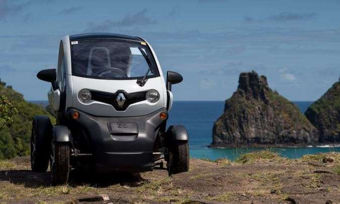 Renault Twizy(foto: Renault/Divulgação)