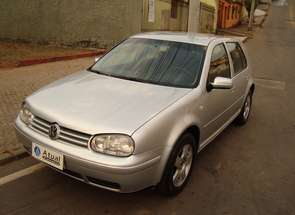 Volkswagen Golf 1.6mi/ 1.6mi Gener./Black & Silver em Belo Horizonte, MG valor de R$ 23.000,00 no Vrum