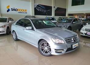 Mercedes-benz C-180 Cgi Sport 1.6 Tb 16v 156cv Aut. em Setor Industrial, DF valor de R$ 70.990,00 no Vrum