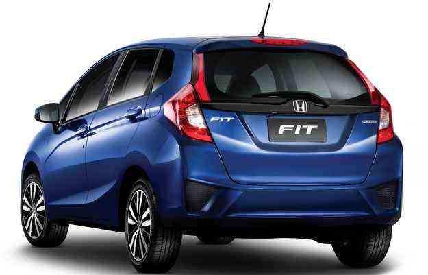 Fit traz o motor 1.5L i-VTec Flex One de 116 cv de potência e torque de 15,3 kgfm - Honda/Divulgação