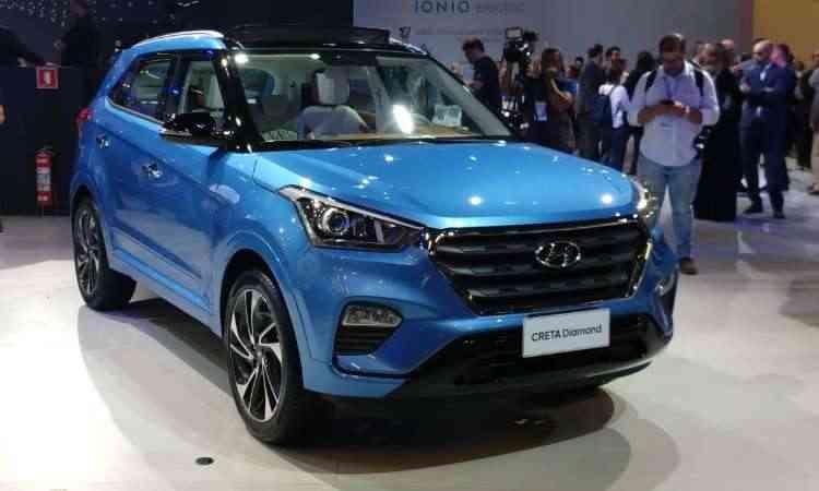 Hyundai Creta Diamond - Pedro Cerqueira/EM/D.A Press