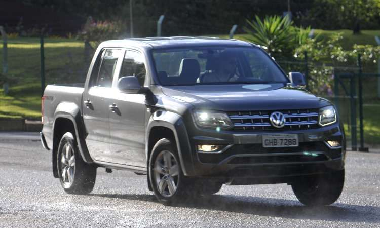 VOLKSWAGEN AMAROK HIGHLINE - R$ 173.990 - Juarez Rodrigues/EM/D.A Press